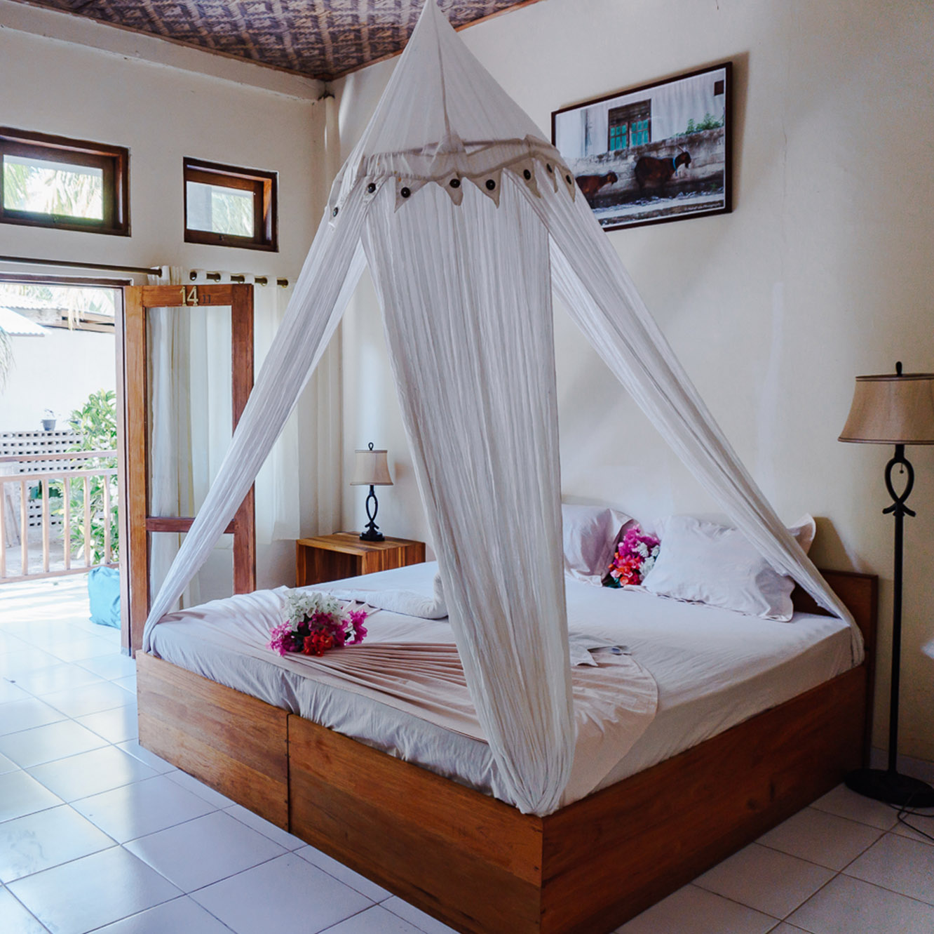 room suite hotel resort nemberala rote island indonesia