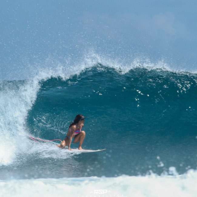 surfing girl indonesia rote island nemberala t land anugerah