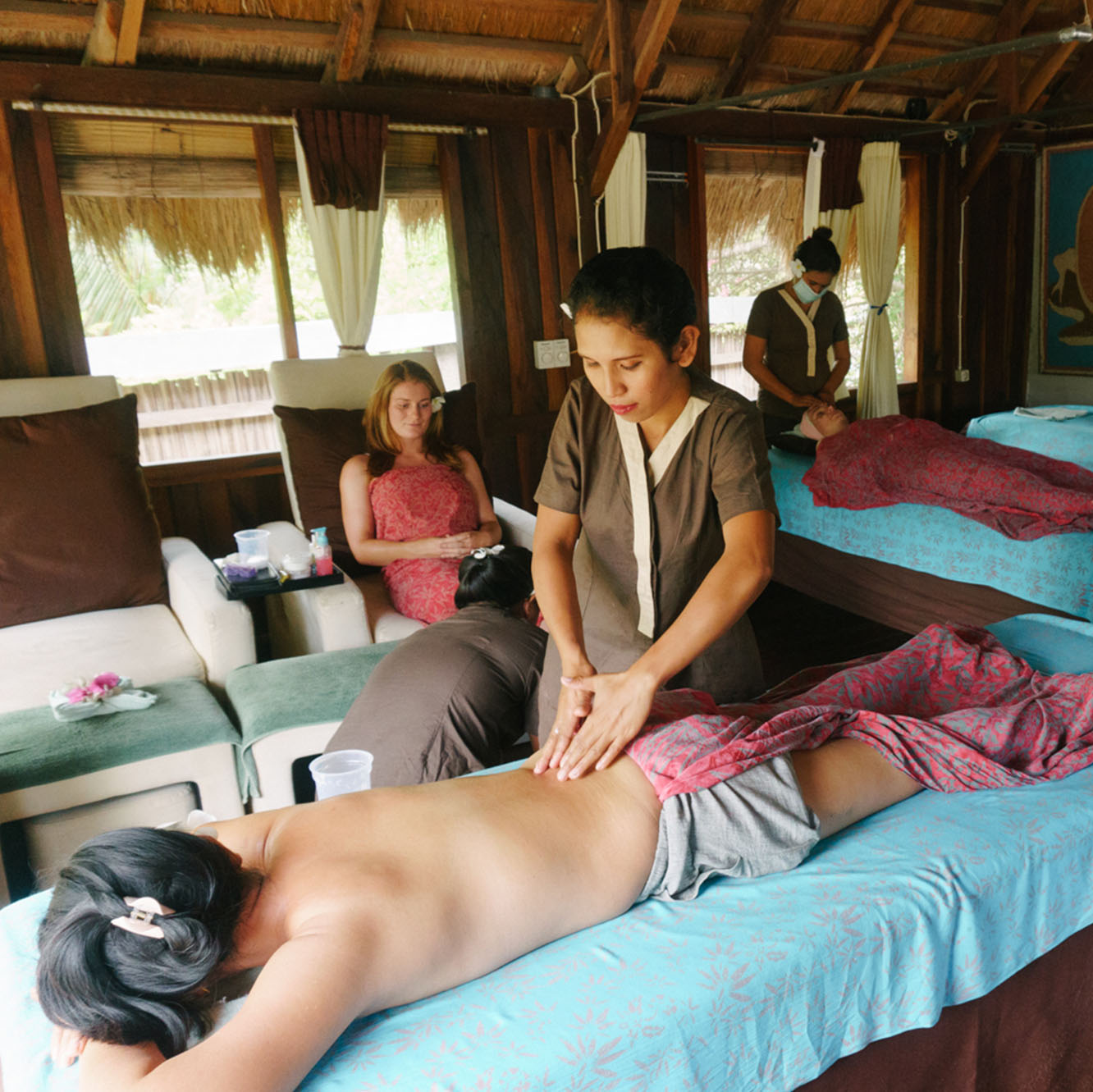 Indonesia's Best Spa